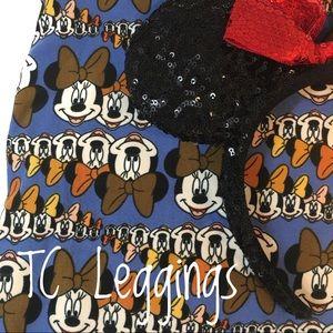 LuLaRoe Disney Minnie Mouse TC Leggings! 🎈🎈🎈